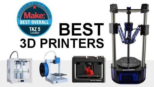 meilleur imprimante 3d