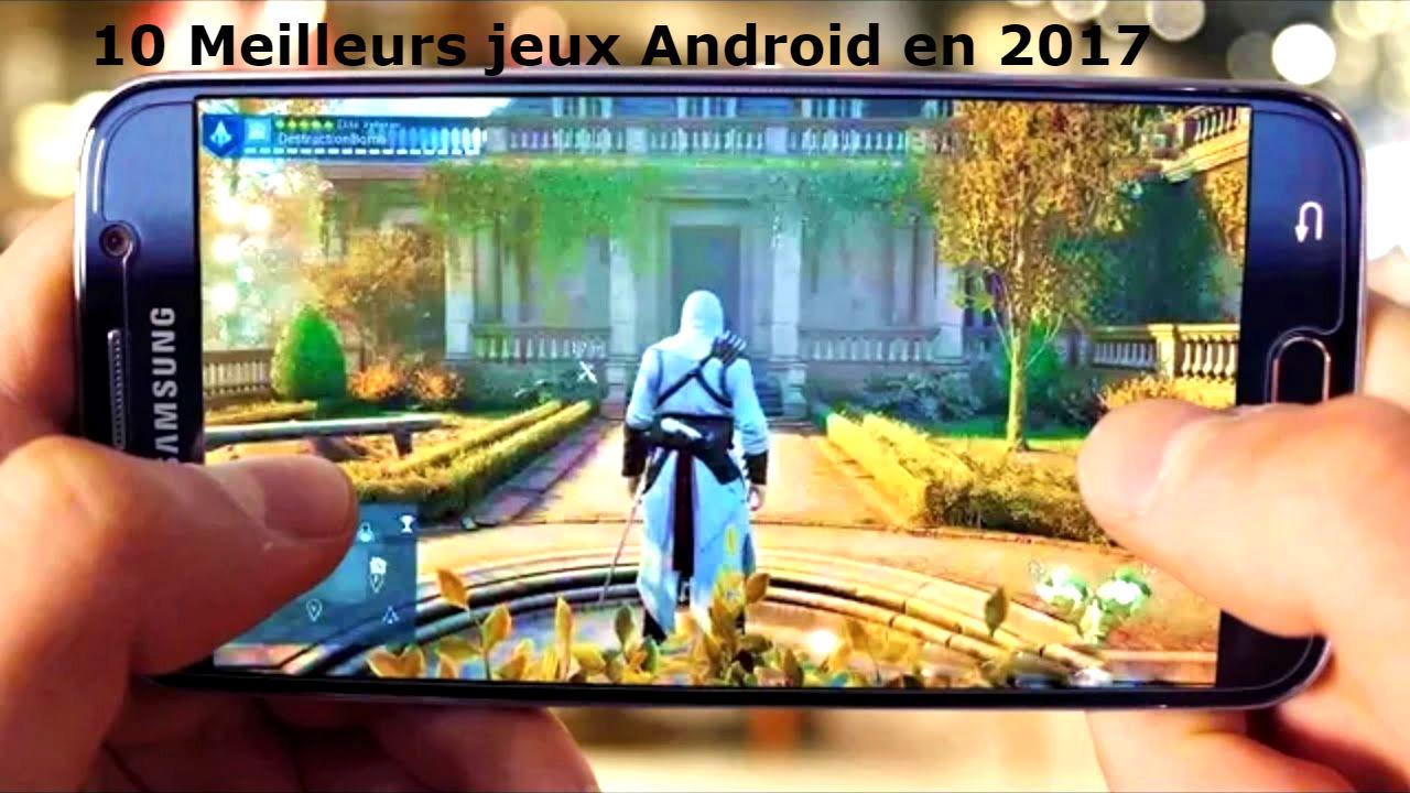 meilleur jeux pour android