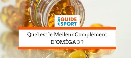 meilleur omega 3