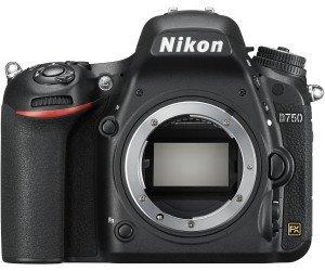 meilleur prix nikon d750