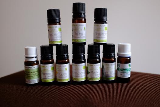 meilleure marque huile essentielle bio