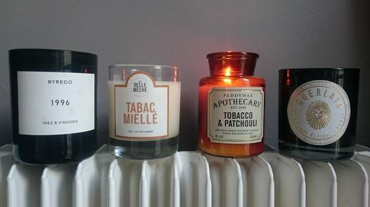 meilleures bougies parfumées