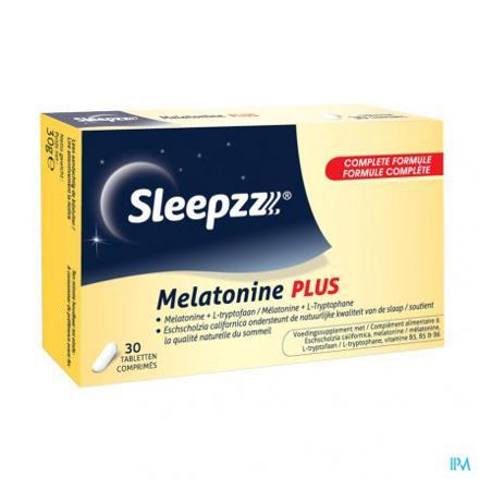 melatonine plus