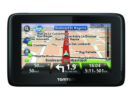 mise a jour tomtom one