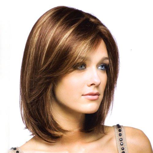 modèle coupe cheveux mi longs