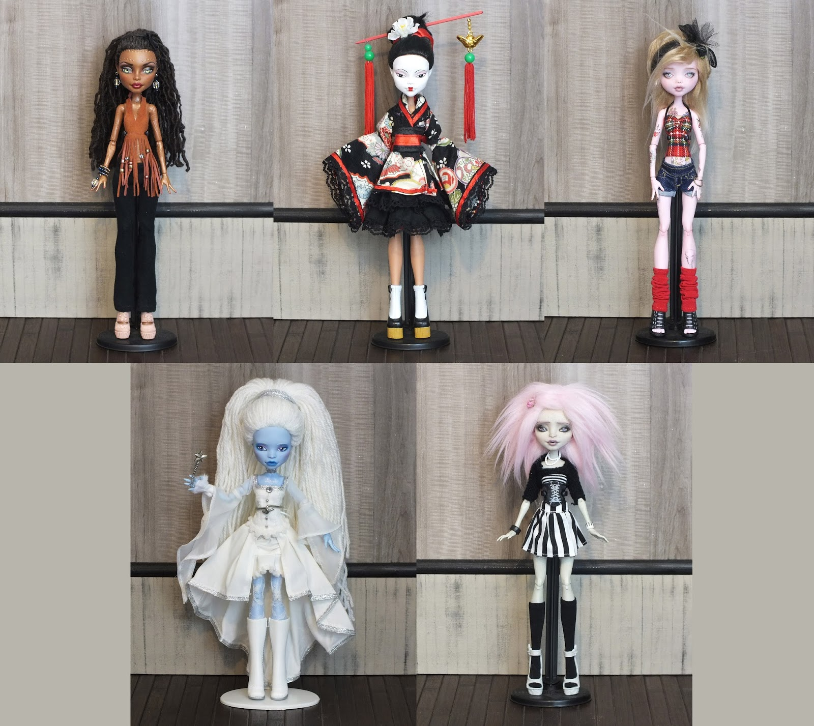 monster high vente