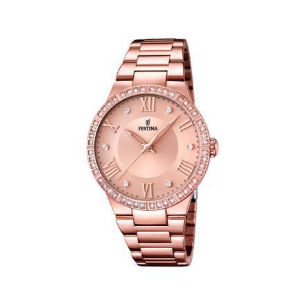 montre festina femme rose