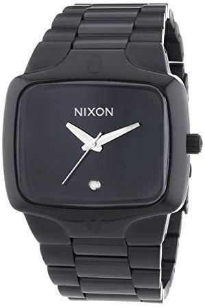 montre nixon noir