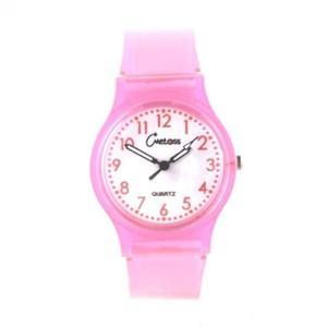 montre plastique femme pas cher