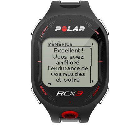 montre polar rcx3