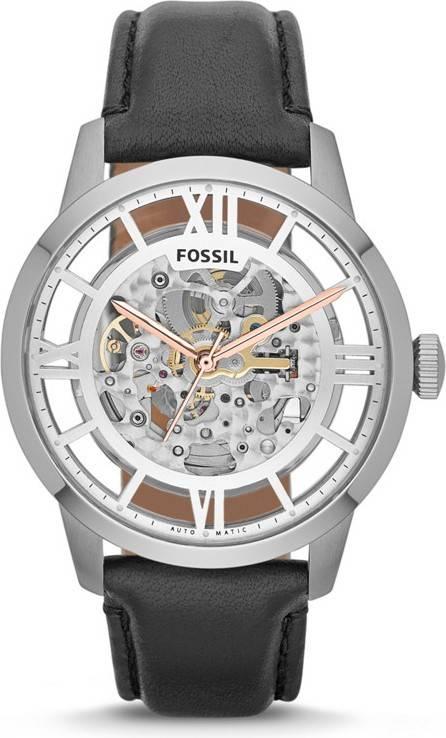 montre squelette fossil
