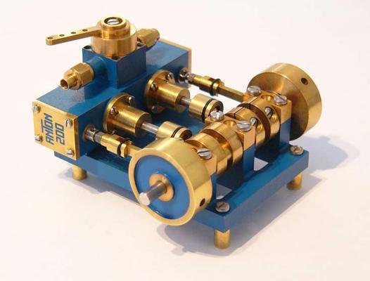 moteur vapeur modelisme kit