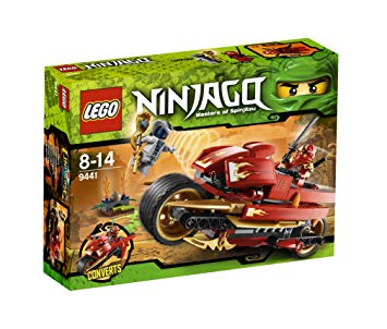 moto ninjago kai
