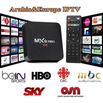 mxq pro iptv box