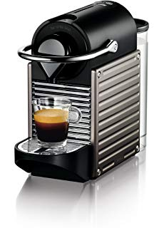nespresso machine pixie prix