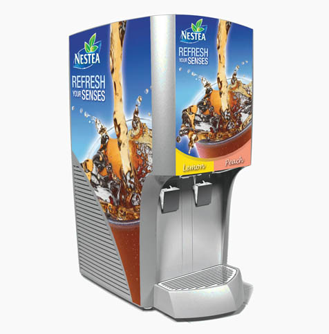 nestea machine a the