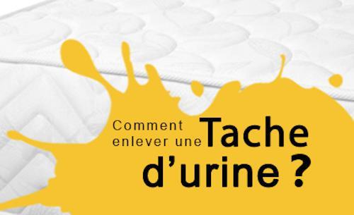 nettoyer matelas urine