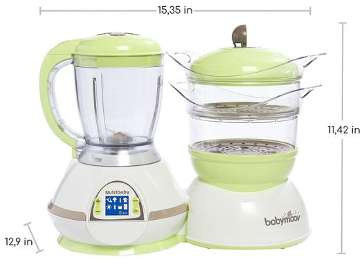 nutribaby ou babycook