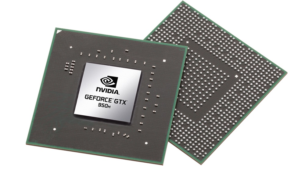 nvidia geforce gtx950m