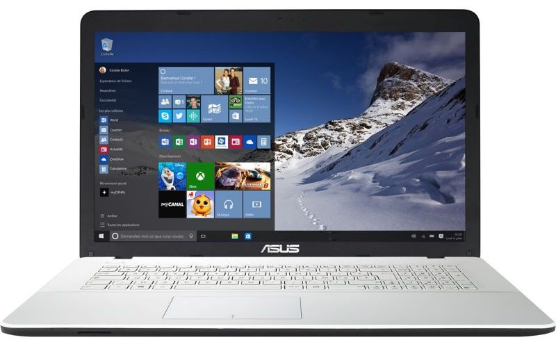 ordinateur portable windows 10 17 pouces