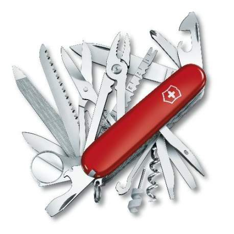 ou  couteau suisse