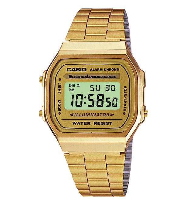 ou  une montre casio