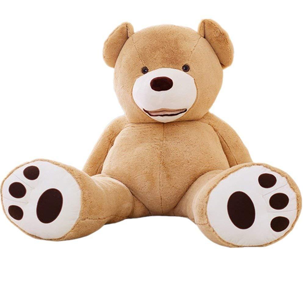 ours peluche géant
