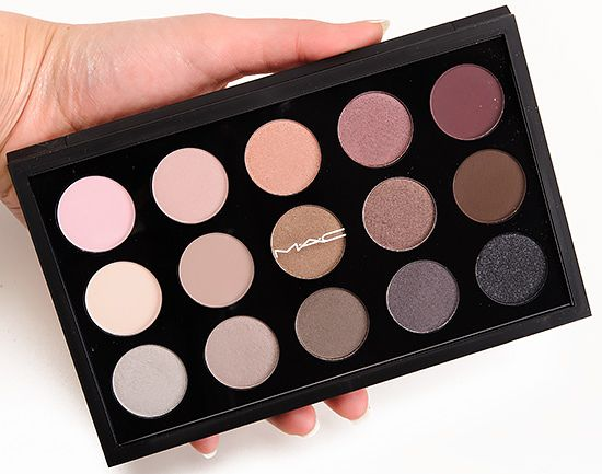 palette maquillage mac