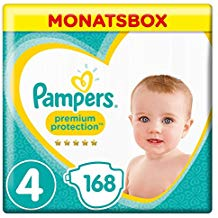 pampers premium protection taille 4