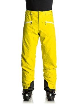 pantalon ski quiksilver homme