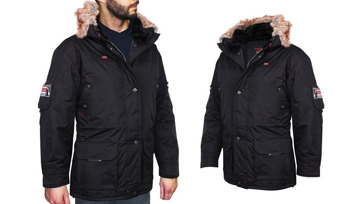 parka norway homme