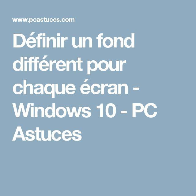 pc astuces pratique