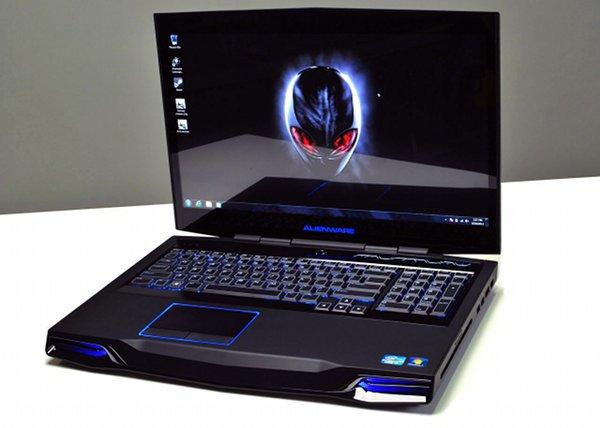 pc portable gamer alienware