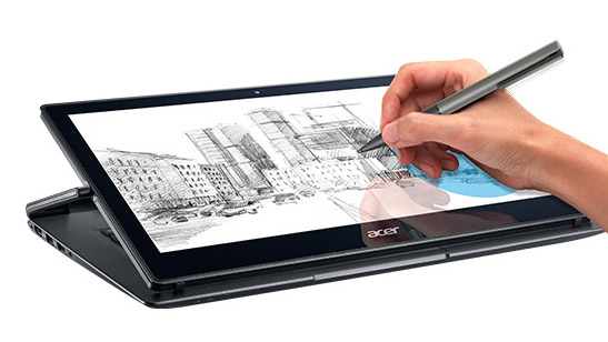 pc portable tactile stylet