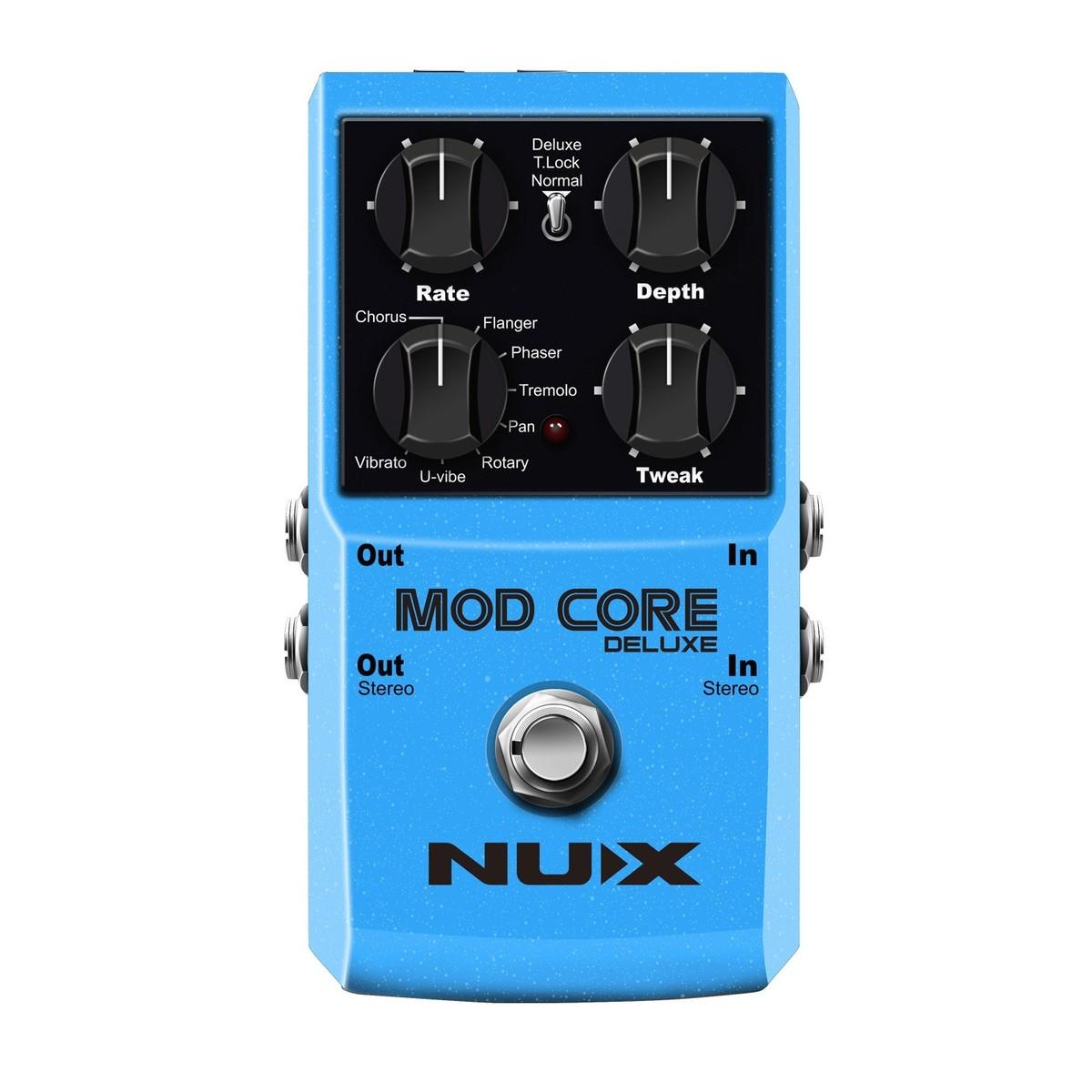 pedale nux