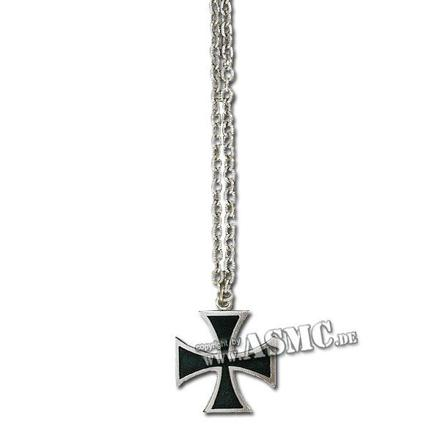 pendentif croix de fer