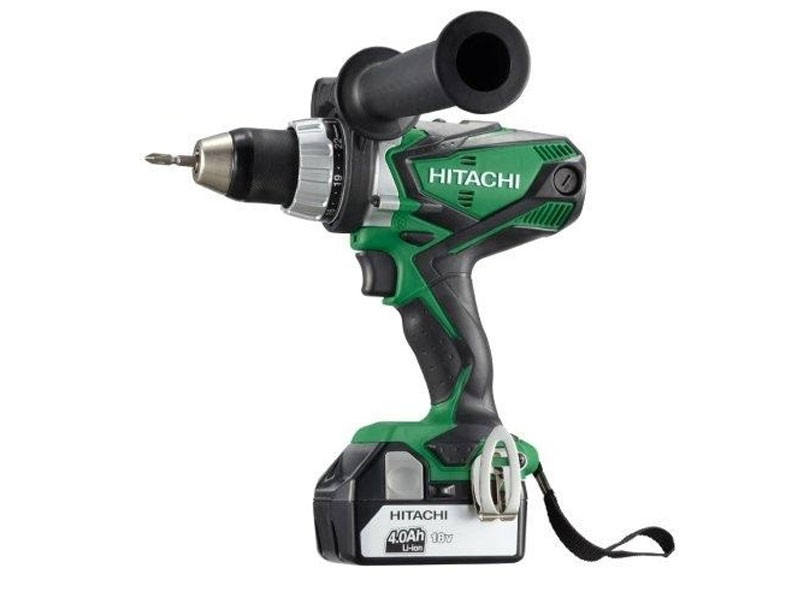 perceuse visseuse hitachi 18v 4ah