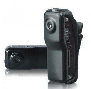 petite caméra embarquée