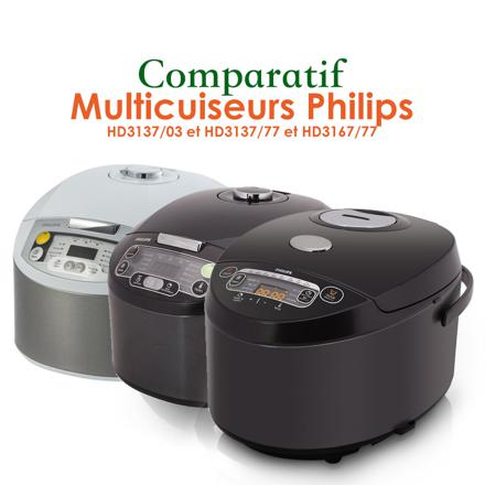 philips cuiseur multifonctions