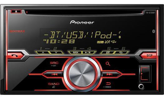 pioneer fh x720bt
