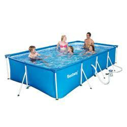 piscine bestway tubulaire rectangulaire