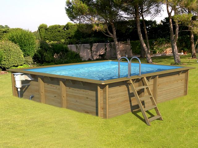 piscine hors sol 4x4