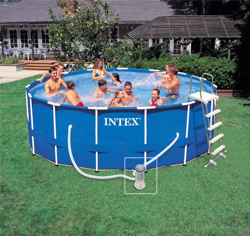 piscine hors sol intex 4.57