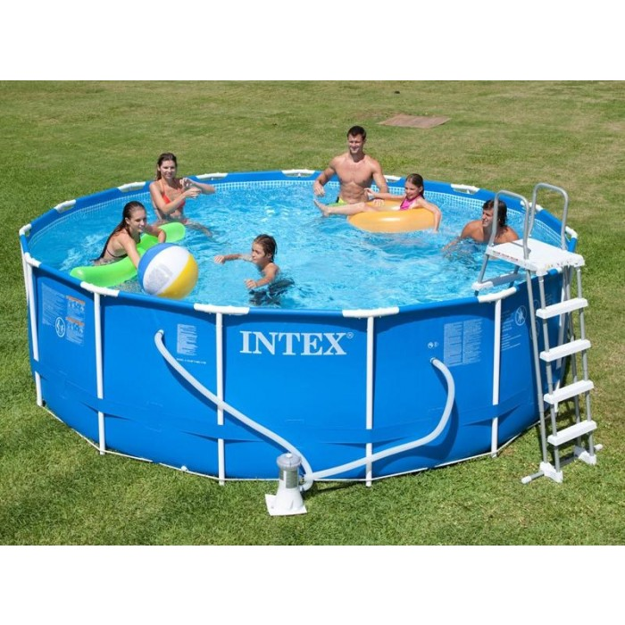 piscine intex 1.22