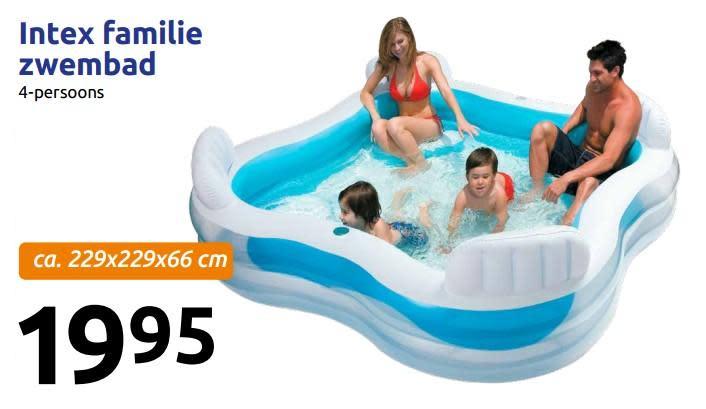 piscine intex action