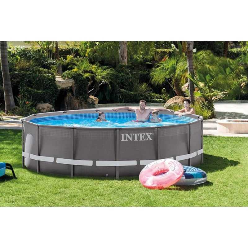 piscine intex ultra frame
