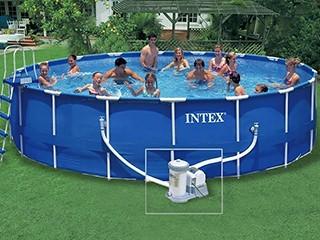 piscine tubulaire 1.22