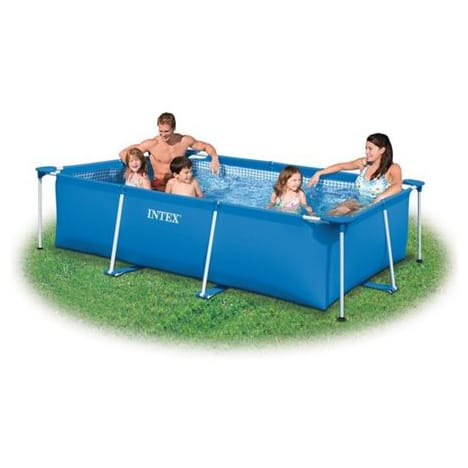 piscine tubulaire action