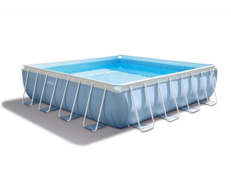 piscine tubulaire carrée