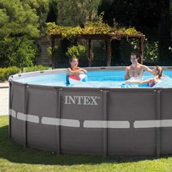 piscine tubulaire hors sol intex